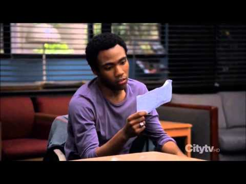 Funniest Moment On Community - S1E22