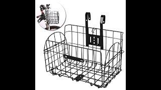 Распаковка и обзор товаров (посылок) из Китая #44. Багажник для велосипеда.