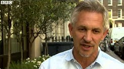 BBC Sport   Fifa crisis  Gary Lineker wants major federations ''boycott''