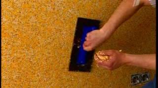 видео Как узнать, сколько времени замачивать жидкие обои?