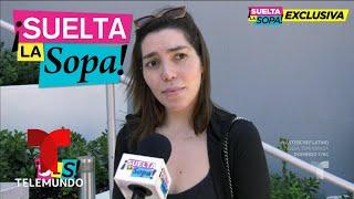 Frida Sofía nos abrió su corazón en el momento más difícil | Suelta La Sopa | Entretenimiento