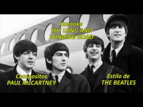 Mi Karaoke - The Beatles - The long and winding road