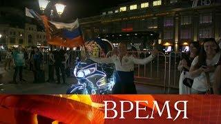 Иностранная пресса больше не пугает нашей страной, а открывает настоящую Россию.