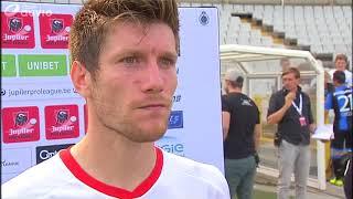 Pocognoli après le revers 4-0 à Bruges :