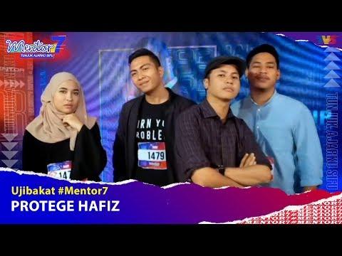 Ujibakat Mentor : Protege Hafiz Suip   #Mentor7