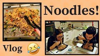 CUCINIAMO I NOODLES! / ACQUISTI PER LA CASA! - Vlog