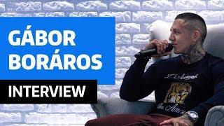 Gábor Boráros 🥊🥊 L Rozhovor O Strave, Tréningu A živote MMA Bojovníka L Muscle Talk