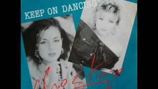 Clio Kay - Keep On Dancing (Club Mix) 1988