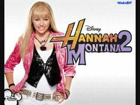 Hannah Montana - Rock Star[Karaoke/Instrumental]