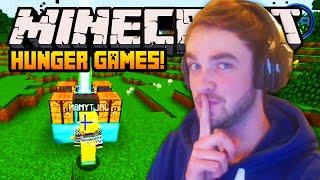 "Minecraft HUNGER GAMES - ""SNEAK ATTACK!"" - w/ Ali-A #44!"