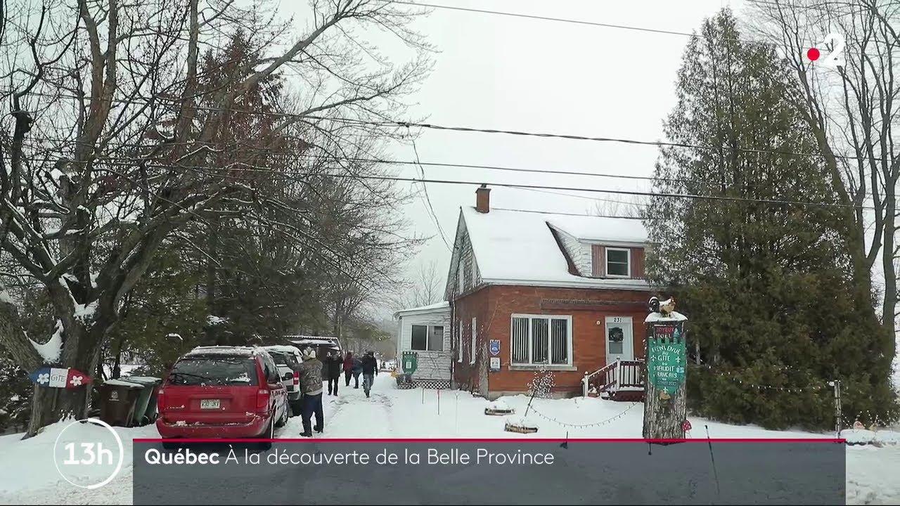 Reportages de France 2 sur le Québec