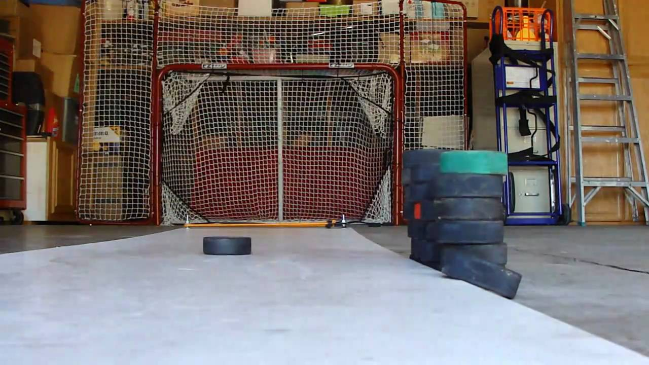 Ezgoal Net And Homemade Shooting Pad 720p Youtube