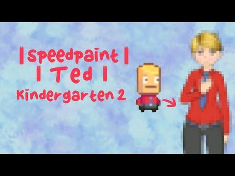 Speedpaint | Ted | Kindergarten 2