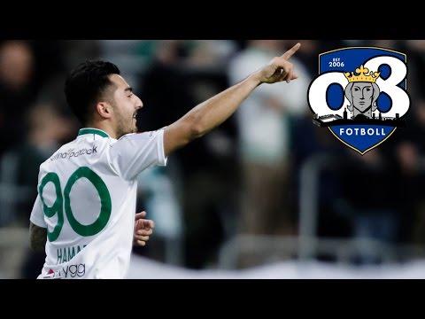 08 Fotboll: Jiloan Hamad (SvenskaFans.com)