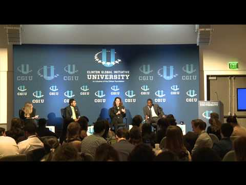 More than a Roof: Solutions for Urban Slums: Working Session - CGI U 2015