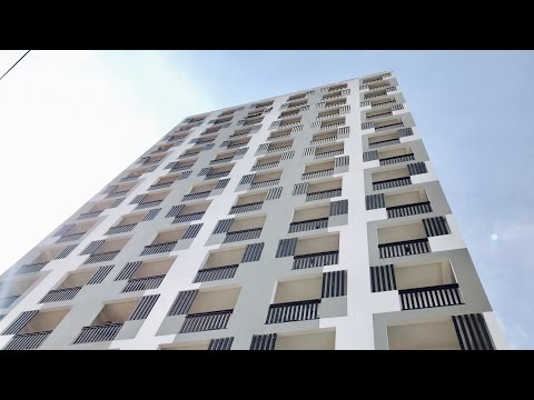 [4K]High Tall Building for Rent Office Apartment BKK in Phnom Penh Cambodia