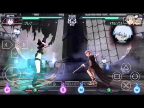 4 Jogos De Anime Para PSP Ppsspp