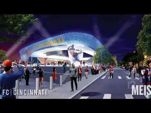 December 17, 2017: Here's what FC Cincinnati's stadium could look like in the West End