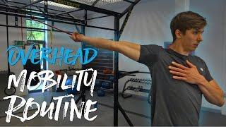 Overhead Shoulder Mobility Routine (BETTER HANDSTANDS!)