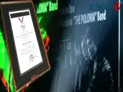 lounching album perdana the polonia band