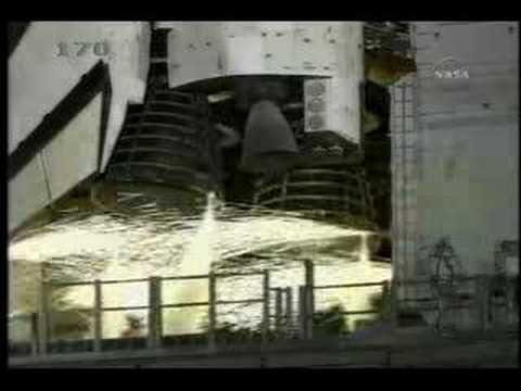 space shuttle engine start - photo #4