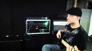 Arkham Zephyr Tube Bass Preamp