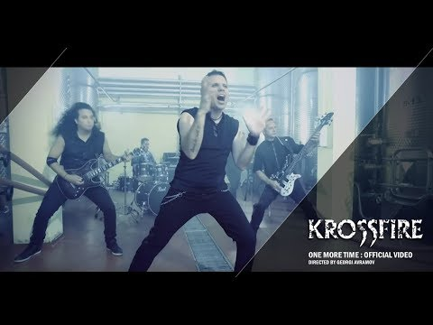 Krossfire - One More Time (Official Vide