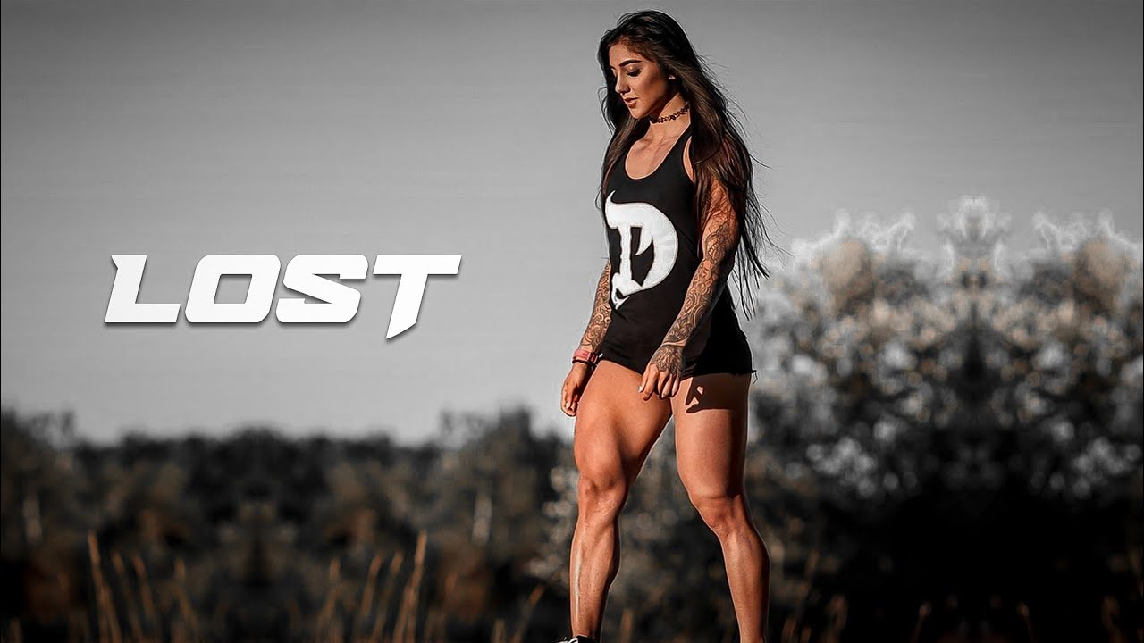 LOST – Female Fitness Motivation 😔