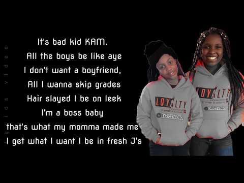 A's & B's - Kam & Mirah - Lyrics Video