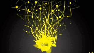 Dj Caliba - Walking On Thin Ice D&B Mix