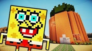Minecraft SPONGEBOB MOD 3