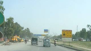 Taxila to Rawalpindi G.T Road Pakistan Traveling