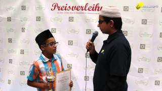 Adnan Butt - Moshaida Moina - Salana Ijtema 2015 - Majlis Atfal-Ul-Ahmadiyya Deutschland