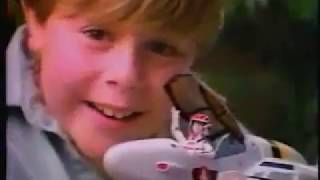 Robotech toy commercial compilation