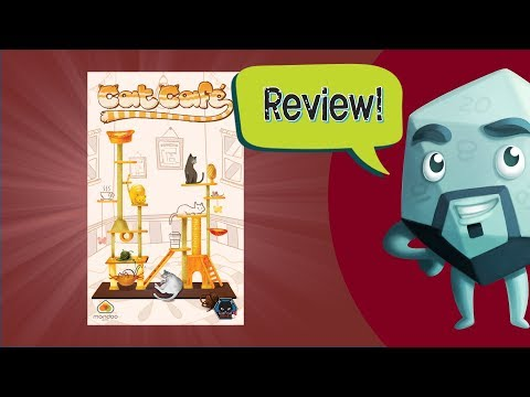 Cat Café Review - With Zee Garcia