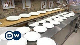 تحويل بقايا الطعام في ريو لوجبات للمشردين في المدينة | الأخبار
