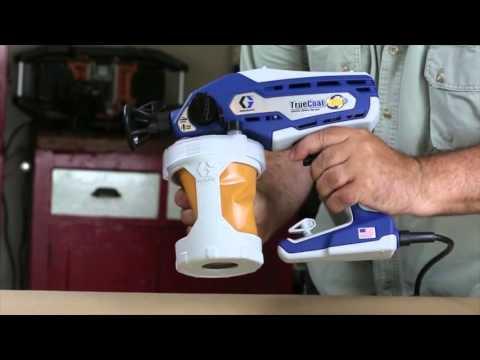 How to Setup Graco TrueCoat 360 Sprayer