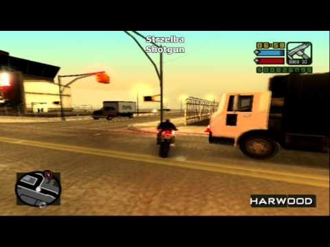 GTA Liberty City Stories - Ukryte Bronie / Hidden Weapons