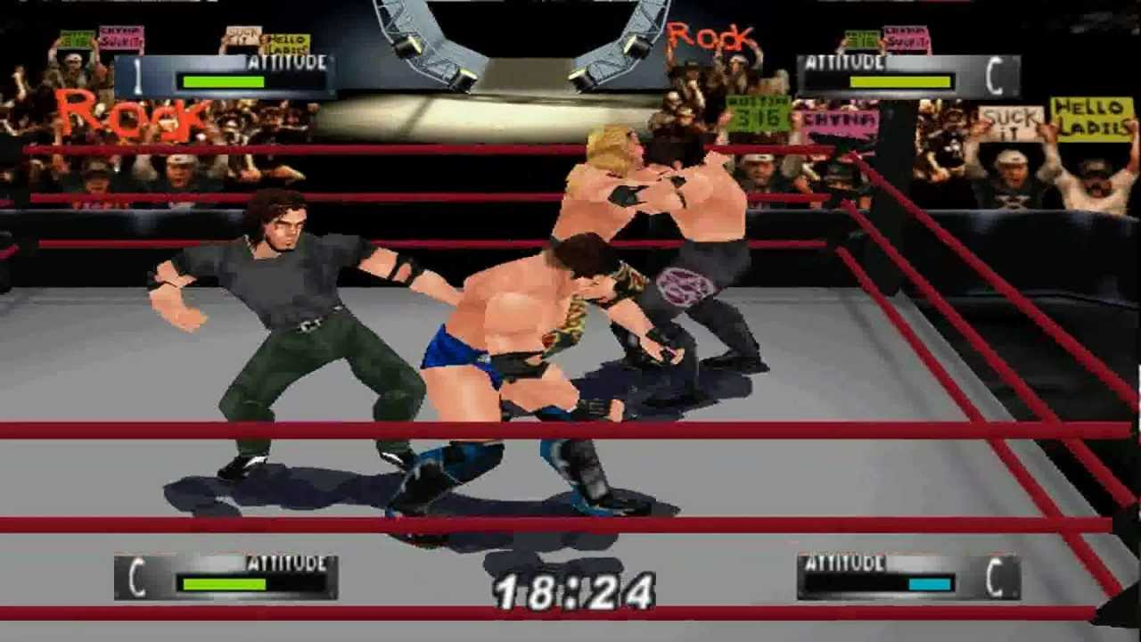 Wwf wrestlemania 2000 download game | gamefabrique.