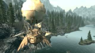 Skyrim Mod Sanctuary 48 by Gopher (russian-русская версия)