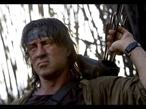 Rambo Music Video (Metallica - Unforgiven)