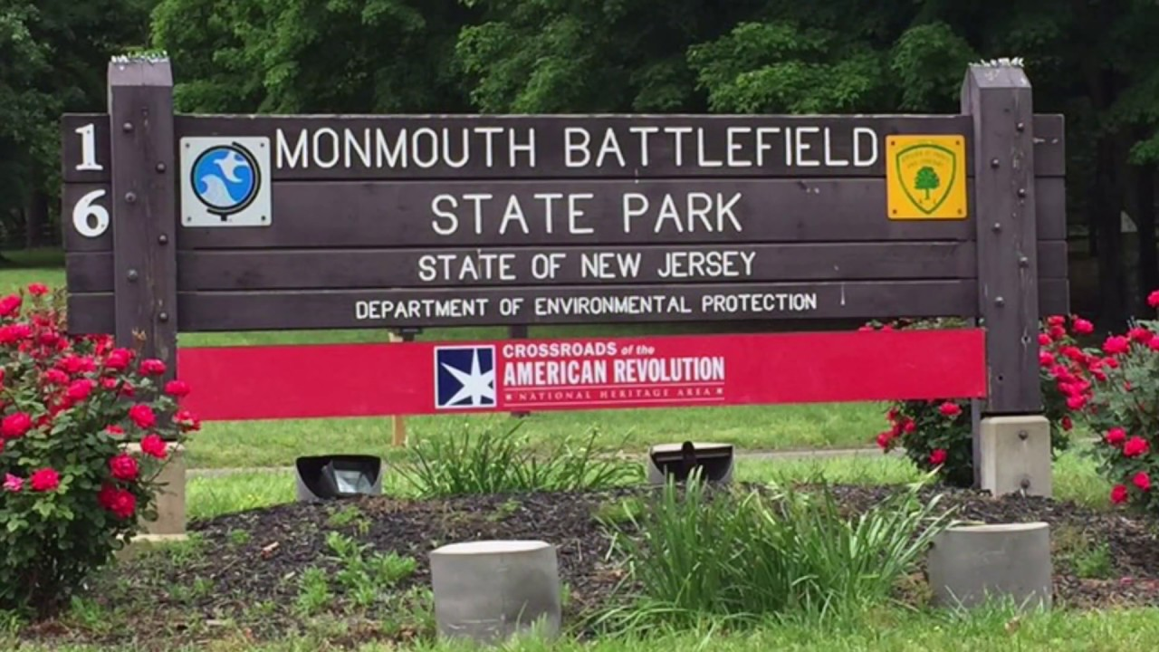 Image result for monmouth battlefield park