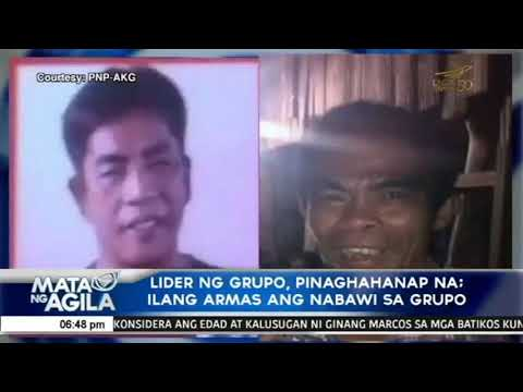 5 miyembro ng Peralta gun for hire at kidnapping group, arestado