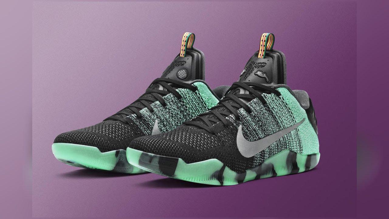 """3f03308c0c43 Early Look Nike Kobe 11 Elite """"All-Star"""" +   Release Info   - YouTube"""