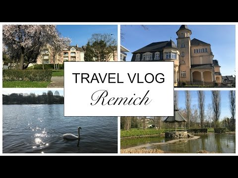 Travel Vlog // Remich, Luxembourg