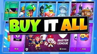 Buying The ENTIRE Shop... TWICE | 40+ Unlocks