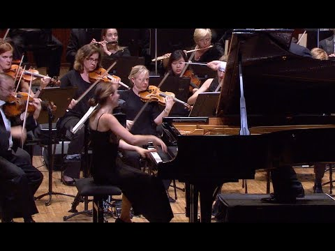 Sergei Prokofiev: Concerto No.3 in C Major Op.26  -  Oxana Shevchenko