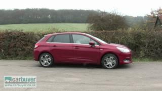 Video Citroen C4 hatchback review - CarBuyer download MP3, 3GP, MP4, WEBM, AVI, FLV Juli 2018