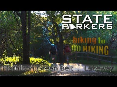 Hiking to Go Hiking - Hamilton Green Belt - Lakeway, TX