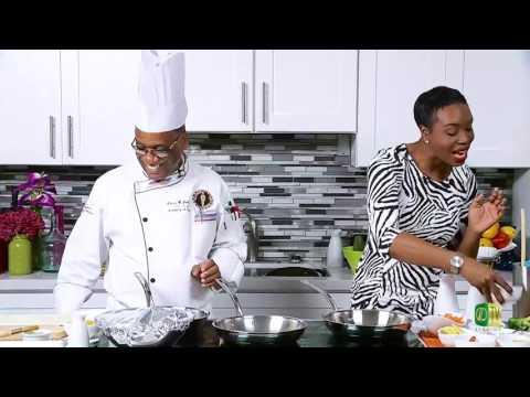 Chef it Up: Chef Edwin's Braised Lamb